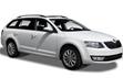 Rent a Skoda Octavia Wagon - details