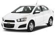 Inchiriaza o masina Chevrolet Aveo Sedan New - detalii