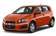 Rent a Chevrolet Aveo - details