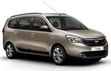 Rent a Dacia Lodgy - details
