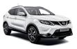 Rent a Nissan Qashqai - details