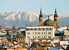 Sibiu the heart of medieval Romania